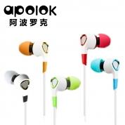 阿波罗克 V6 高清晰 三频均衡 入耳式耳塞
