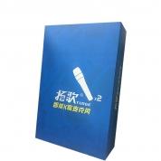 拓歌 BF-M1 无线双麦 无线智能麦克风  网络机顶盒/电脑/智能电视/投影 即插即用[24个/箱]