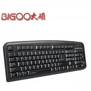 大硕DK-330 PS/2 防水键盘 静音键盘