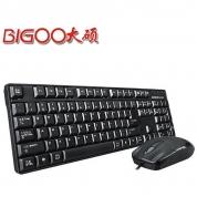 大硕5100套件(微索V100) 黑色 U+P  手感超舒适