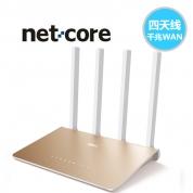 磊科 360安全路由 P3G 尊享版 四天线 1200M 双频 无线路由器 千兆WAN口