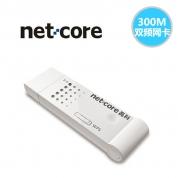 磊科 NW382 双频网卡 300M 无线网卡 支持5G
