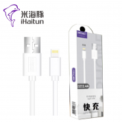米竞博官网JBO55 贵族系列 X200【1米 - 苹果线】手机数据线 1米