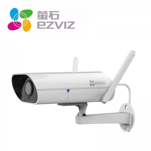 萤石 C5C - 3B1EFR  -  4MM 室外智能摄像机