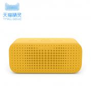 天猫精灵 方糖R【C位黄】AI智能音箱 无线蓝牙音箱 家居声控 语音购物 生活助手