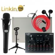 LinKln.me 播达 V10  蓝牙版 声卡套装