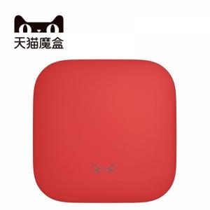 天猫魔盒 T17【红色-四核-4K硬解码】智能网络机顶盒